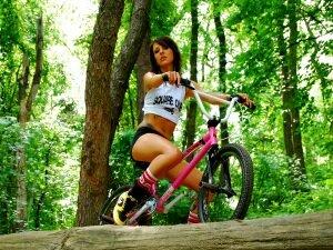 Польза езды на велосипеде для набора веса