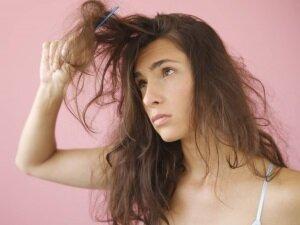 Выпадение волос - симптом нехватки йода