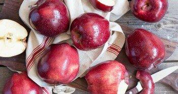 Использование яблок в кулинарии