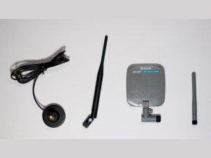 Комплектация обычного wi-fi роутера