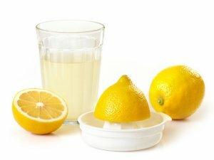 Приготовление маринада из лимонного сока