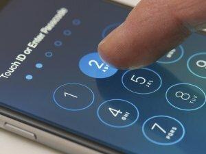 Защита функции поиска айфона паролем